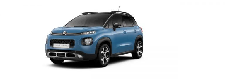 CITROEN C3 Aircross - 1.5 BlueHDI 120 EAT6 S&S