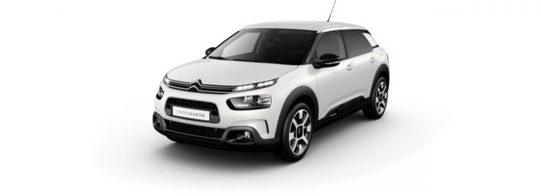CITROEN C4 CACTUS - BlueHDi 120 EAT6 S&S