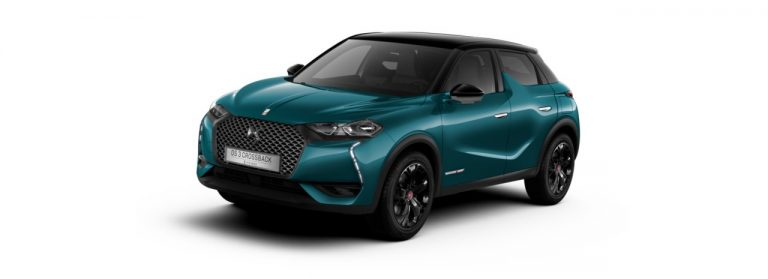 DS DS3 Crossback - BlueHDi 100